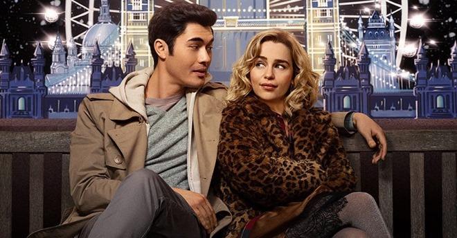 """""""Last Christmas"""": la commedia romantica con Emilia Clark e Henry Goldin al cinema dal 19 dicembre"""