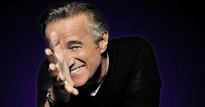 """""""Christian racconta Christian De Sica"""": lo spettacolo al Teatro Golden di Palermo"""